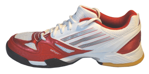 Adidas Feather Team Badmintonschuhe